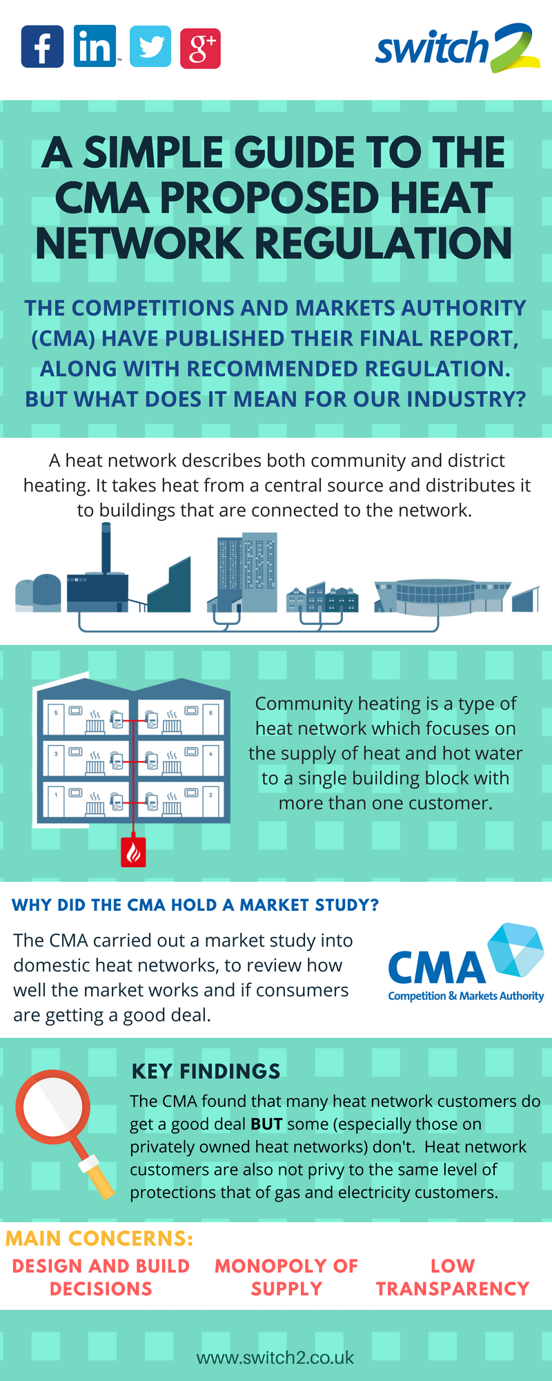 CMA Regulation infographic one