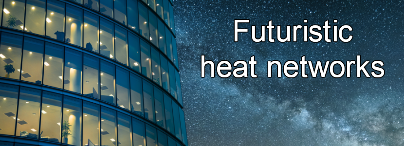 Modern heat networks
