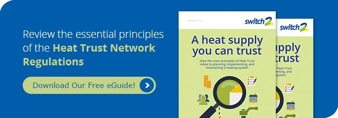 A Heat Supply You Can Trust: The Key Principles Of The Heat Trust